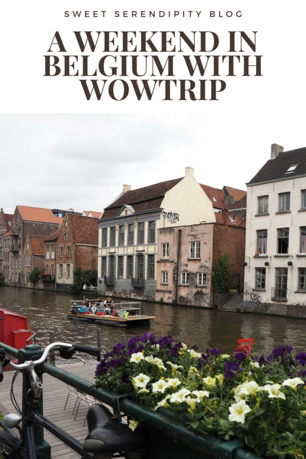 A Weekend in Belgium with WowTrip