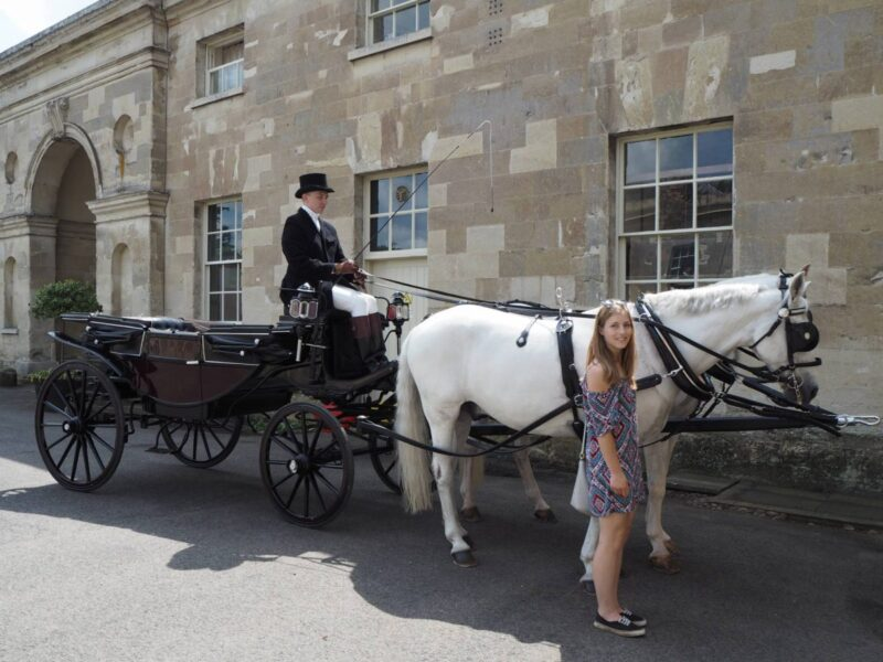 Horse and Carriage Rides Tour of Woburn Abbey