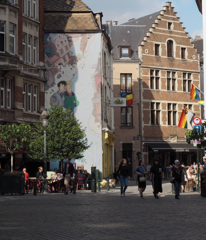 Starting a Weekend in Belgium by exploring Brussels with WowTrip