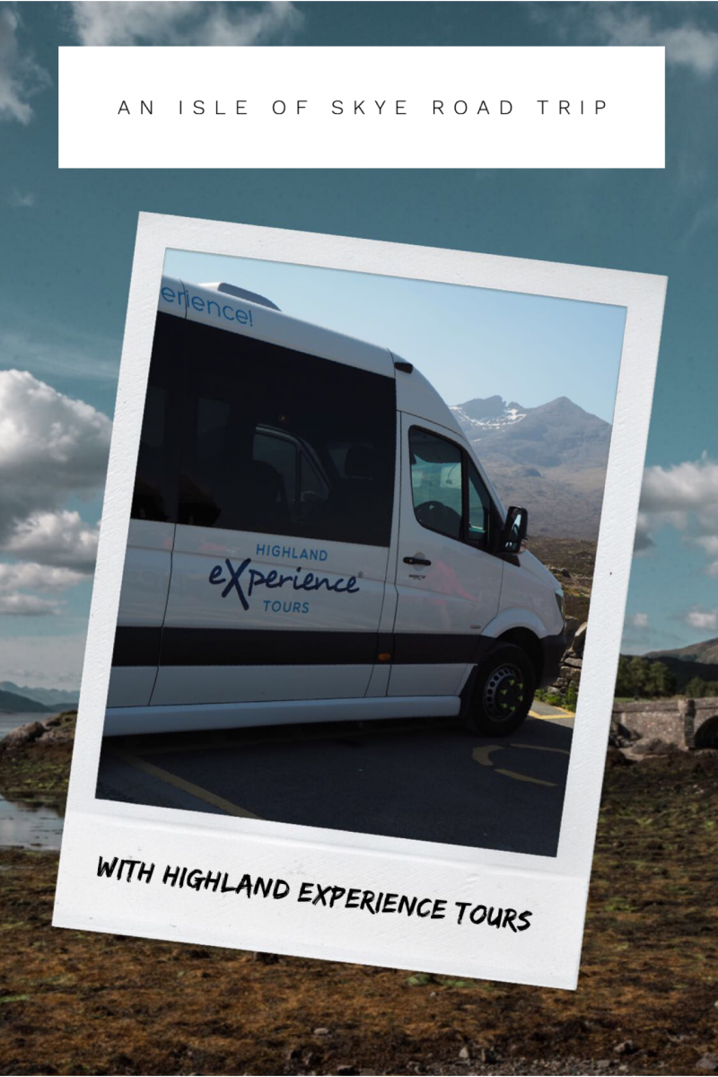 An Isle of Skye Road Trip with Highland Experience Tours