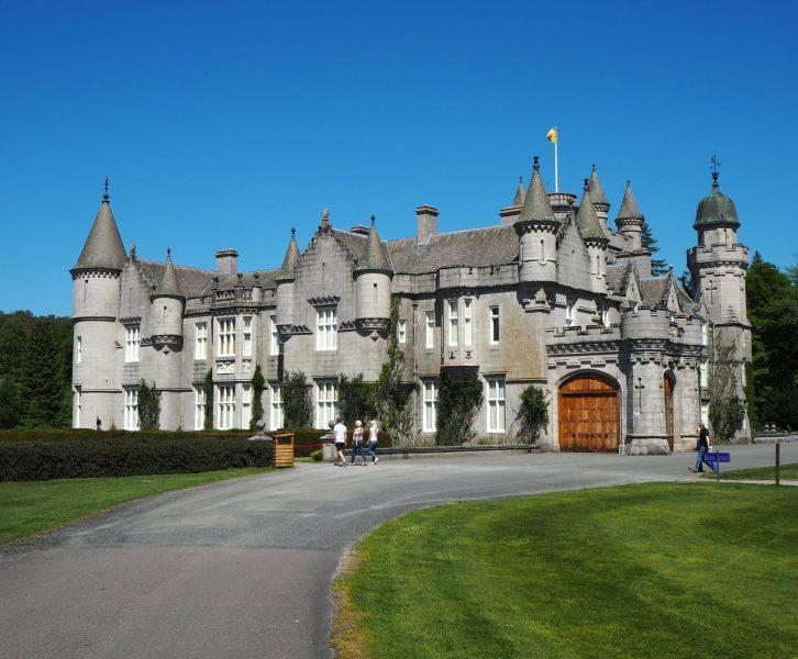Visiting Balmoral Castle