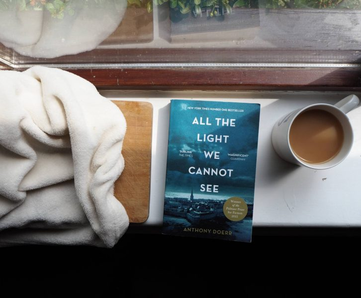 Book review of All The Light We Cannot See by Anthony Doerr