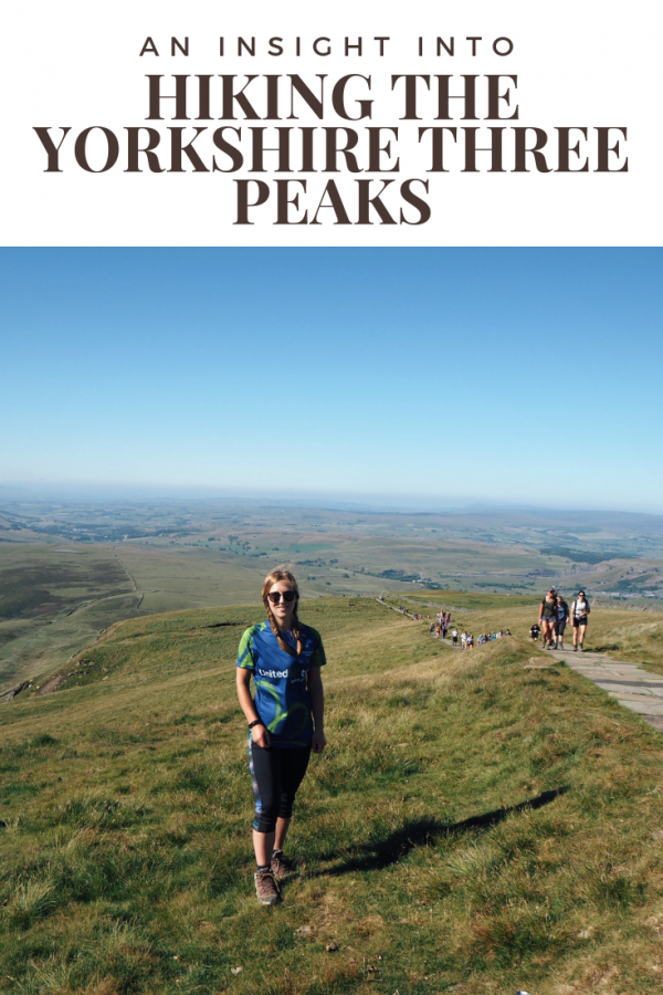 An insight into hiking the Yorkshire Three Peaks