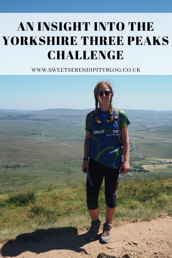 Hiking the Three Peaks Challenge