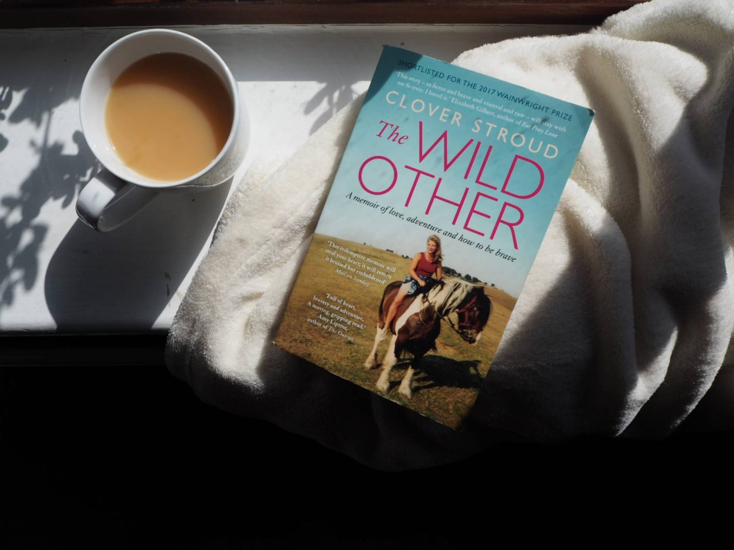 A photo of Clover Stroud's memoir, The Wild Other