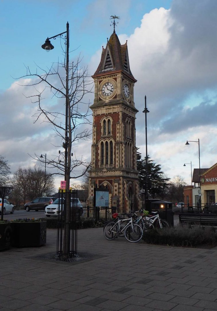 Newmarket clock tower